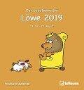Sternzeichen Löwe 2019 - Alexander Holzach