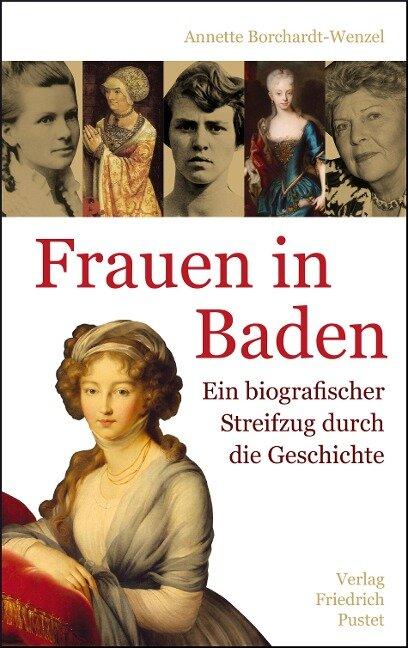 Frauen in Baden - Annette Borchardt-Wenzel