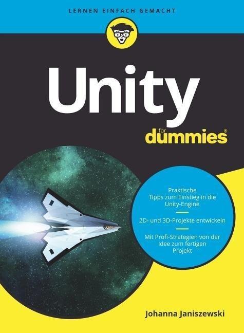 Unity für Dummies - Johanna Janiszewski