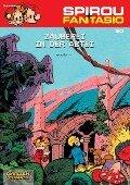 Spirou und Fantasio 20. Zauberei in der Abtei - Fournier