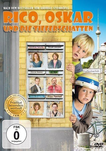 Rico, Oskar 01 und die Tieferschatten - Andreas Steinhöfel