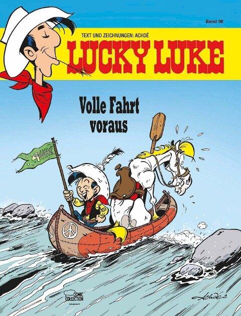 Lucky Luke 98 - Achdé