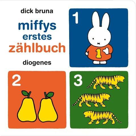 Miffys erstes Zählbuch - Dick Bruna