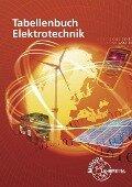 Tabellenbuch Elektrotechnik - Heinz O. Häberle, Gregor Häberle, Dieter Isele, Hans Walter Jöckel, Rudolf Krall
