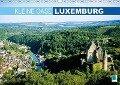 Kleine Oase Luxemburg (Wandkalender 2017 DIN A3 quer) - CALVENDO