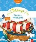 Klett Mein Lieblings-Block Piraten-Rätselspaß -