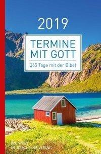 Termine mit Gott 2019 - Taschenbuchausgabe -