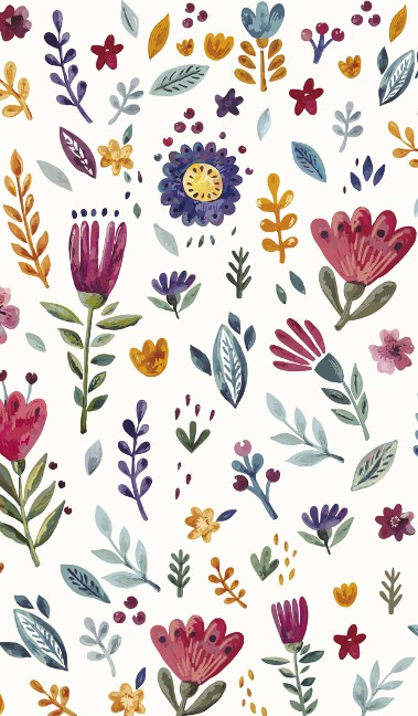 Taschenkalender Youngtimer Flowers 2022 -