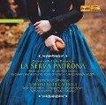 La Serva Padrona/Il Maestro di Capella - Various
