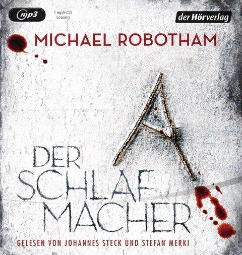 Der Schlafmacher - Michael Robotham