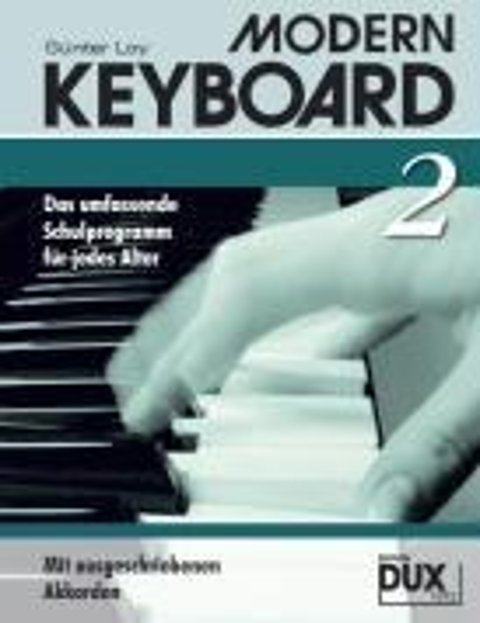 Modern Keyboard 2 - Günter Loy