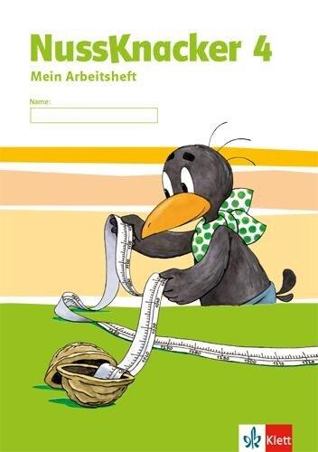 Der Nussknacker. Arbeitsheft 4. Schuljahr. Neu. Ausgabe für Hessen, Rheinland-Pfalz -