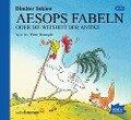 Aesops Fabeln oder Die Weisheit der Antike. 2 CDs - Dimiter Inkiow