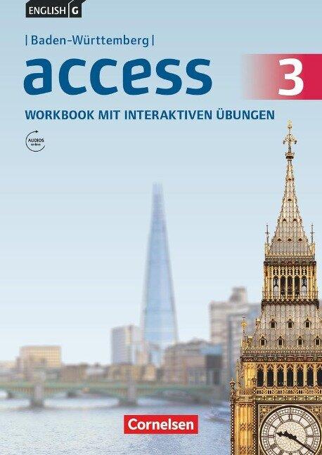 English G Access Band 3: 7. Schuljahr - Workbook mit interaktiven Übungen auf scook.de. Baden-Württemberg - Jennifer Seidl, Eleanor Toal