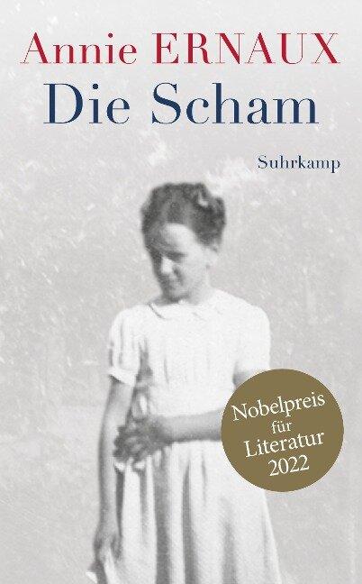 Die Scham - Annie Ernaux