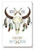 Schülerkalender WILD & FREE 2017/18 -
