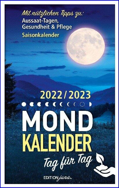 Mondkalender 2022/2023 - Alexa Himberg, Jörg Roderich