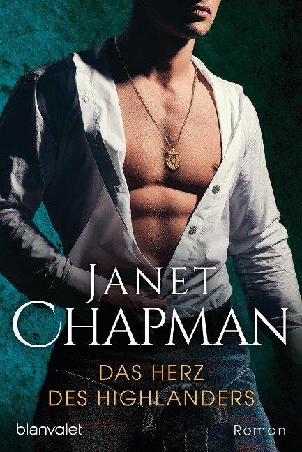 Das Herz des Highlanders - Janet Chapman