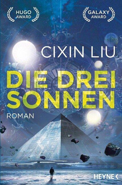 Die drei Sonnen 01 - Cixin Liu