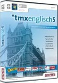 tmx 5.0 Englisch Komplettversion mit Sprachausgabe. Windows 7; Vista; XP; 2000 -