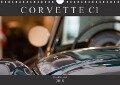 Corvette C1 - Das Original (Wandkalender 2018 DIN A4 quer) - Peter Schürholz
