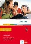 Red Line 5. Schülerlernsoftware (entspricht der Workbook-Software) -