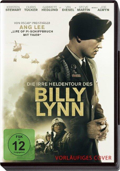 Die irre Heldentour des Billy Lynn - Jean-Christophe Castelli, Jeff Danna, Mychael Danna