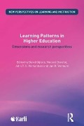 Learning Patterns in Higher Education -