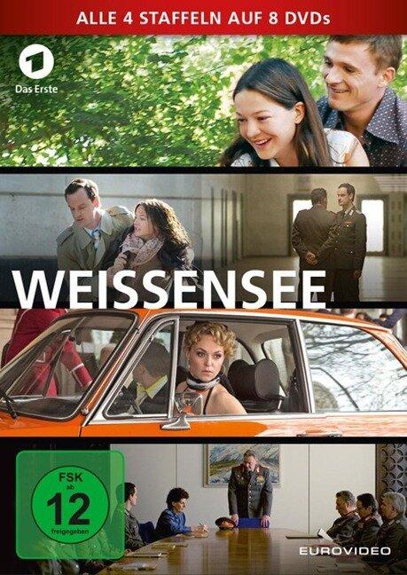 Weissensee - Staffel 1-4 -