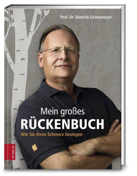 Mein großes Rückenbuch - Dietrich Grönemeyer