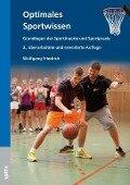 Optimales Sportwissen - Wolfgang Friedrich
