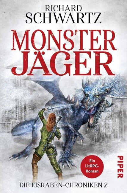Monsterjäger - Richard Schwartz