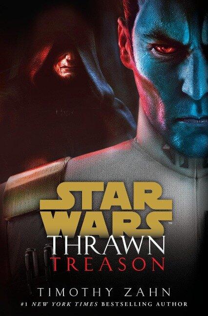 Thrawn 3: Treason (Star Wars) - Timothy Zahn
