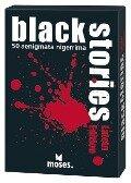 black stories Latein Edition - Holger Bösch