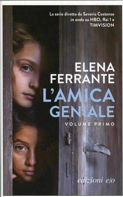L'amica geniale - Elena Ferrante