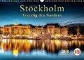 Stockholm - Venedig des Nordens (Wandkalender 2018 DIN A3 quer) Dieser erfolgreiche Kalender wurde dieses Jahr mit gleichen Bildern und aktualisiertem Kalendarium wiederveröffentlicht. - Peter Roder