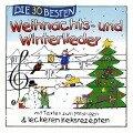 Lamp & Leute: Die 30 besten Weihnachts- und Winterlieder - Karsten Glück, Simone Sommerland