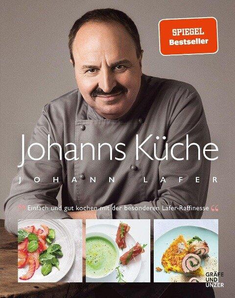 Johanns Küche - Johann Lafer