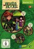Robin Hood - Schlitzohr von Sherwood Box 01 -