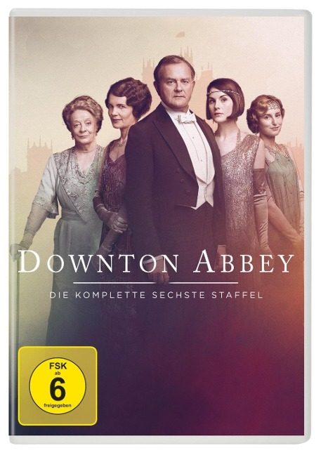 Downton Abbey - Staffel 6 -