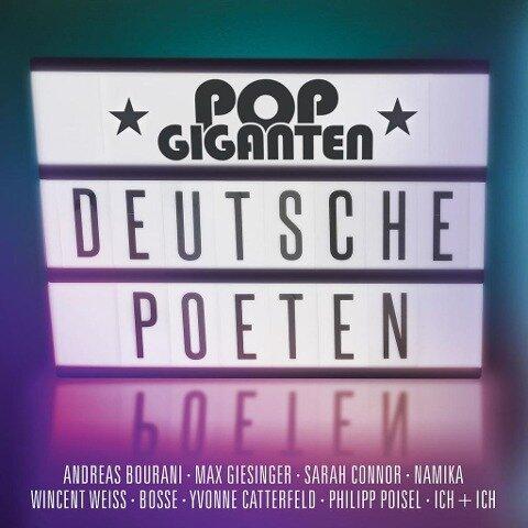 Pop Giganten - Deutsche Poeten -