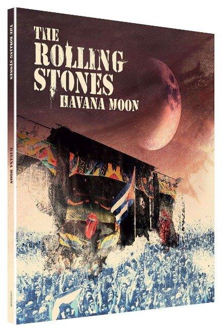 Havana Moon (Limited DVD + Blu-ray + 2 CD Set) - The Rolling Stones