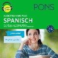 PONS Audiotraining Plus SPANISCH. Für Anfänger und Fortgeschrittene - Pons