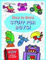 How to Draw Stuff for Boys -