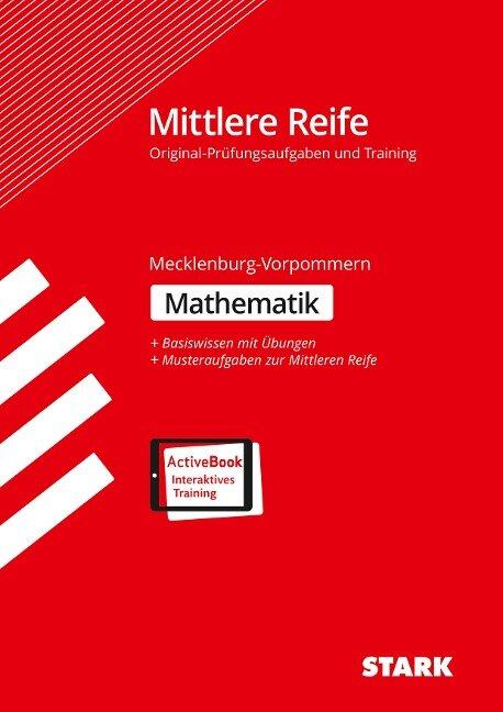 STARK Training Abschlussprüfung Mittlere Reife - Mathematik - Mecklenburg-Vorpommern -