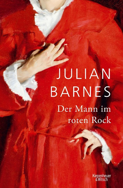 Der Mann im roten Rock - Julian Barnes
