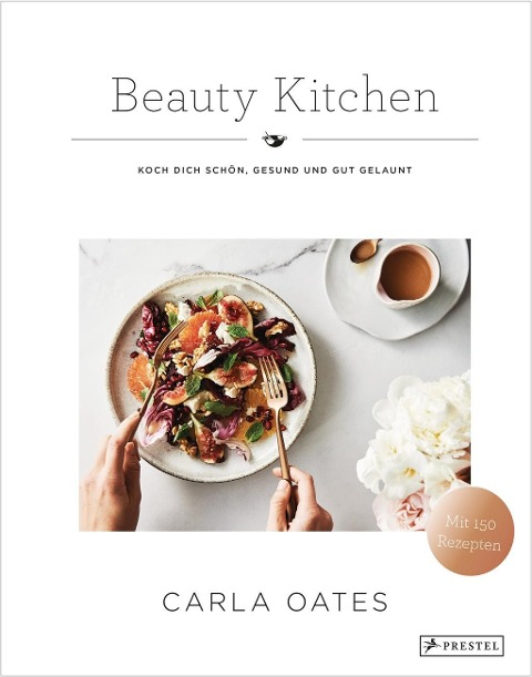 Beauty Kitchen - Carla Oates