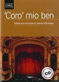 'Coro' mio ben. Chorleiterausgabe inkl. AudioCD -