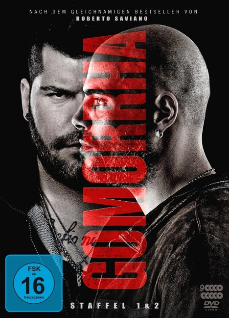 Gomorrha - Staffel 1 + 2 (Boxset) -