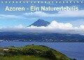 Azoren - Ein Naturerlebnis (Tischkalender 2017 DIN A5 quer) - Karsten Löwe